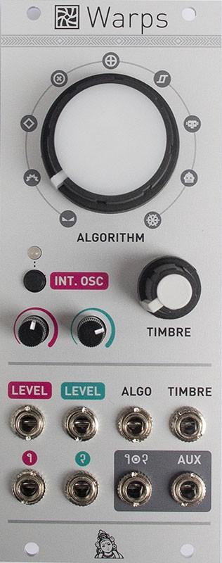 Mutable Instruments Warps Eurorack Meta-Modulator Module